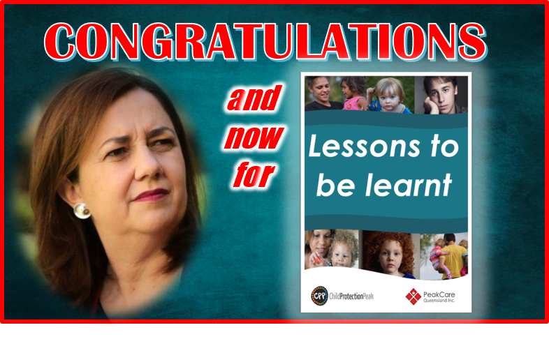 Congratulations to the ALP – and stay tuned for more survey reports
