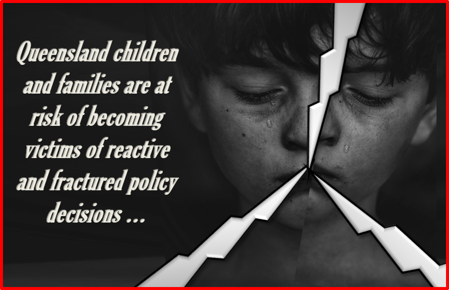 Children and families need a cohesive and integrated social policy platform